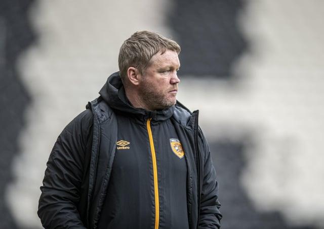 Hull City manager Grant McCann. (Picture: Tony Johnson)