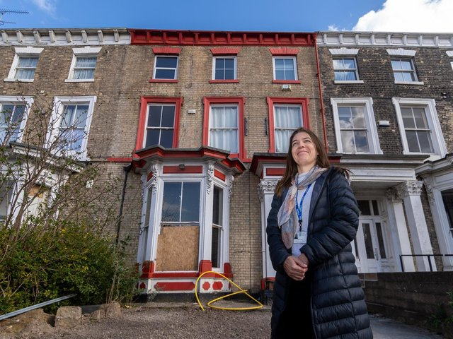 Owners have been given grants to pay for specialist restoration work on their period properties