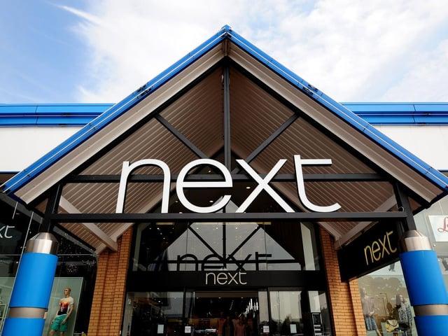 Next has seen its profits slide.