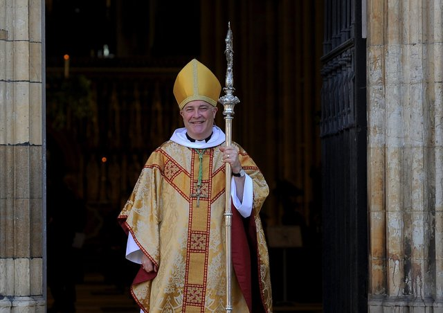 The Most Reverend Stephen Cottrell is the Archbishop of York.