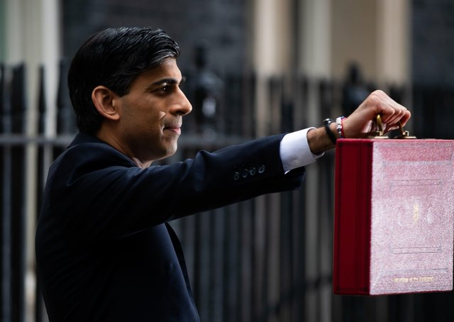 Chancellor Rishi Sunak announced further measures to help ther self-employed on Budget day.