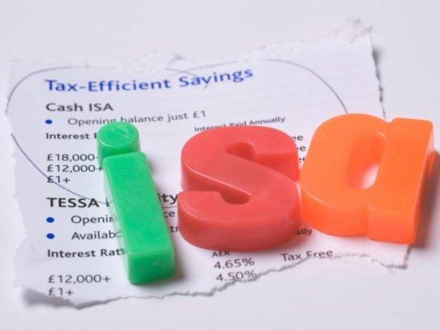 There is still time to sort your ISAs.