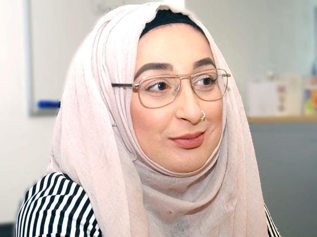 Sofia Mahmood, founder of Empowering Minds.