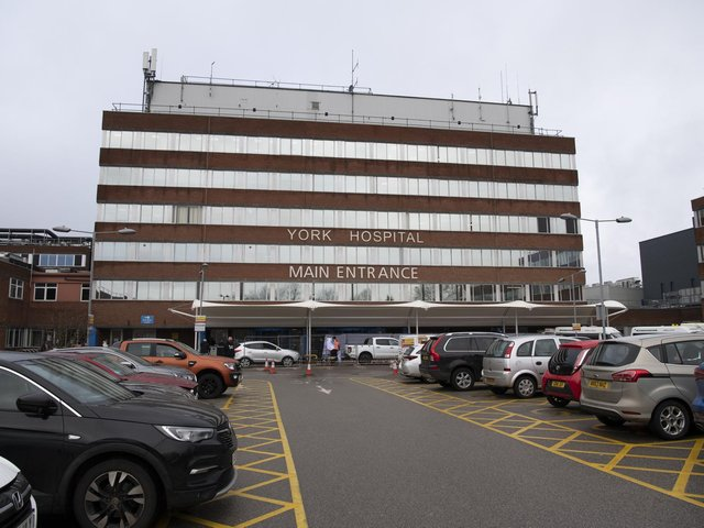 Thousands of patients are waiting more than a year for non urgent treatment at York Hospital, figures reveal.