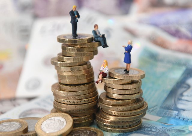 Women make up only about one in seven of senior management roles at financial services firms, new research has suggested. Employment firm Fox & Partners said its study found there were 7,552 women out of 50,639 senior management jobs in the sector. Picture: Joe Giddens/PA Wire