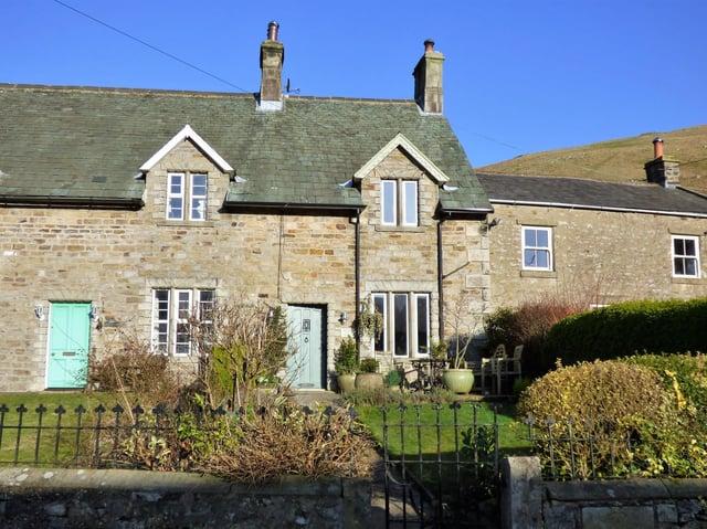 Moor View cottage in Buckden