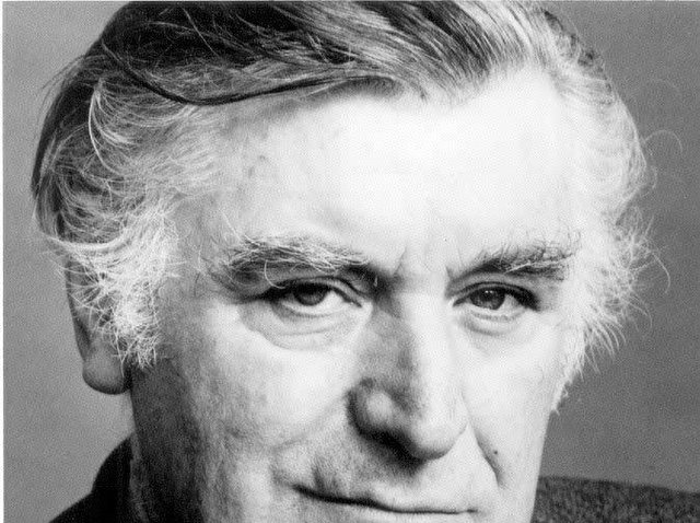 Ted Hughes was an influence on Ian McMillan. (PA).
