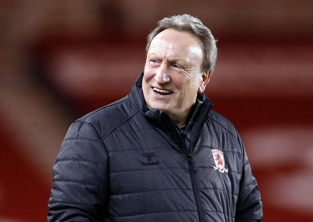 NEIL WARNOCK: Has backed Watford to return to the Premier League alongside Norwich City. Picture: George Wood/Getty Images.