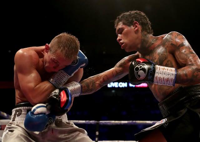 Best of British: WBA Continental Champion Conor Benn. Picture: Bradley Collyer/PA Wire