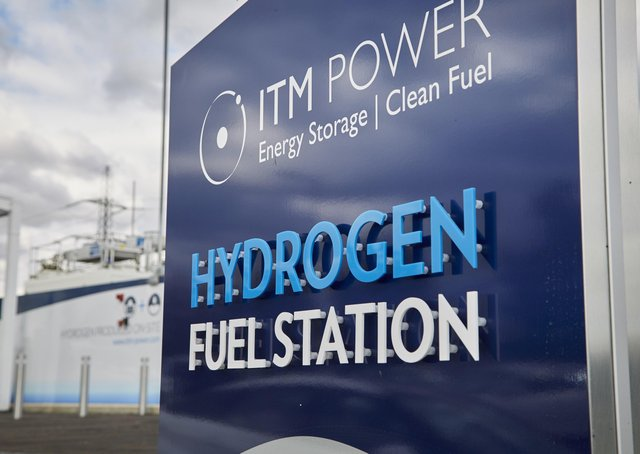 Hydrogen power is likely to underpin future energy policy, says the National Grid.