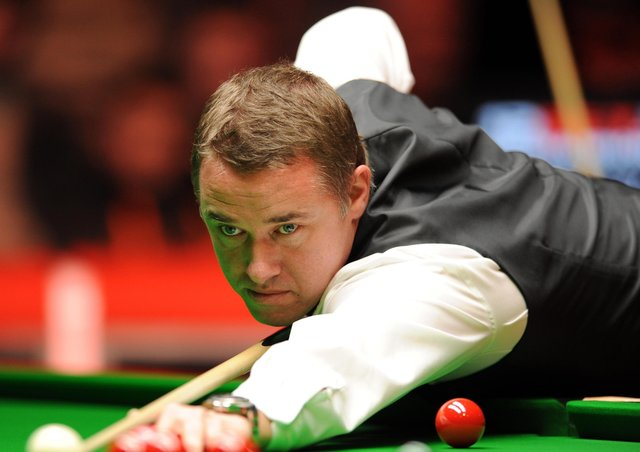 TURN BACK TIME: Stephen Hendry. Picture: Paul Barker/PA
