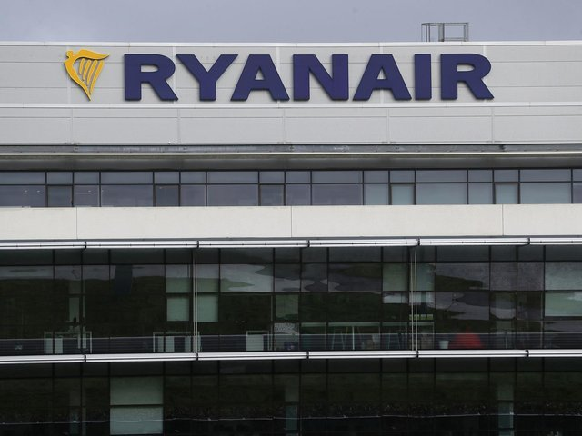 Ryanair expects losses for the year of Covid to be slightly lower than first thought.