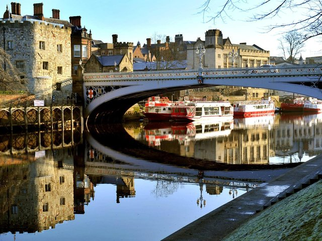 Mary Weastell, former chief executive of York council was awarded a £400,000 exit package, which independent auditors last month said was not handled correctly by the council. Pictured: York city centre