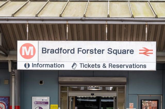 Bradford's Forster Square Station.
