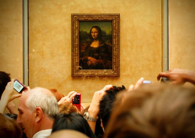 Anyone can copy the Mona Lisa but there's only one original