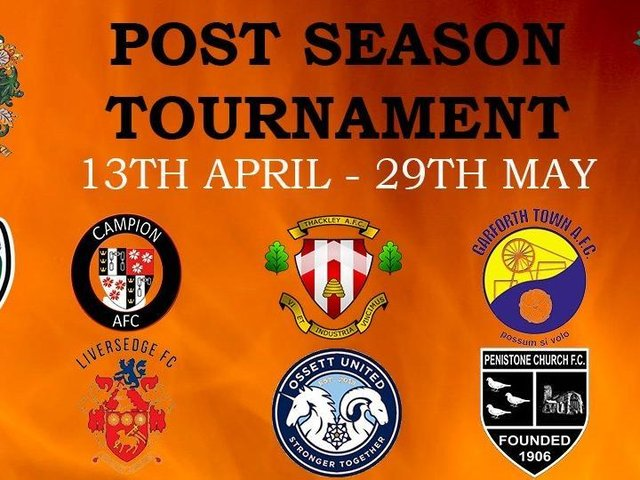 CHANGED PLANS: Twelve teams had originally been due to play in the competition, which has now had to be delayed