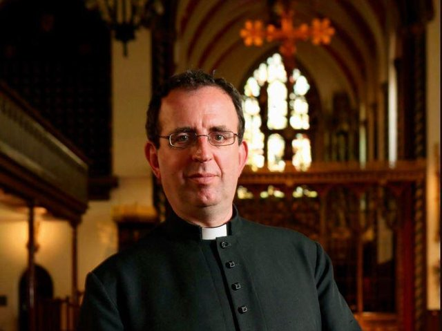 Reverend Richard Coles. Picture: Tim Anderson/PA.