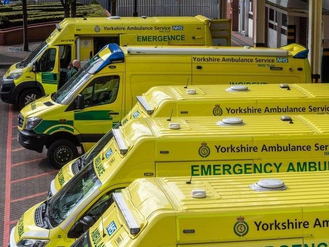 Figures released by NHS England show 34 deaths were recorded in the country's hospitals in the 24 hours to 4pm on April 7, three of which were in the Yorkshire and Humber region.