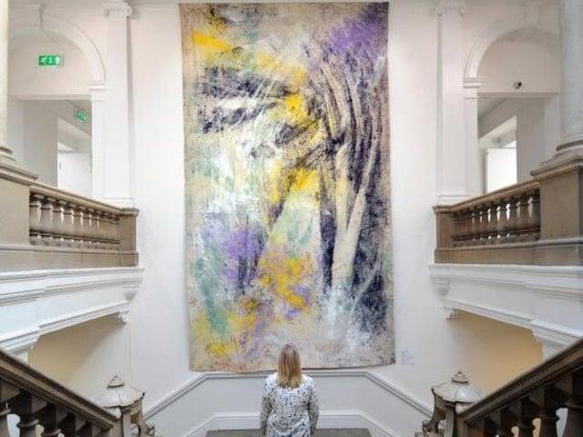 Leeds Art Gallery. Picture: Simon Hulme.