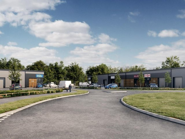 CRT Property Investment has received planning permission for a 3.6m industrial development on the site of the former Kellingley Colliery