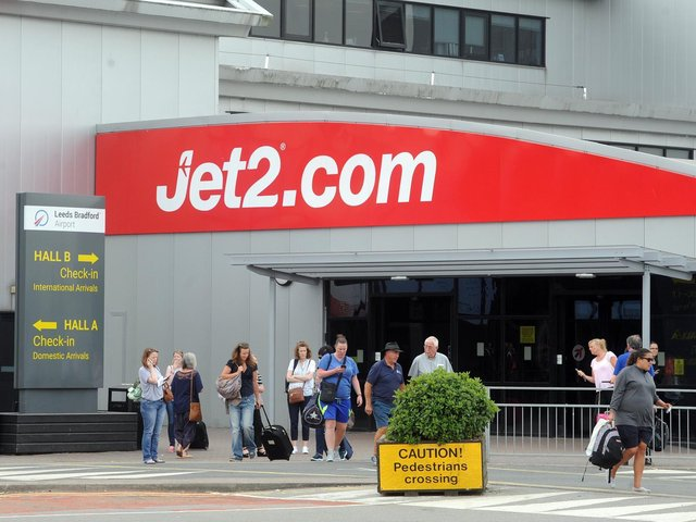Jet2's announcement comes as the Global Travel Taskforce stopped short of confirming whether foreign holidays will be permitted from May 17 or which destinations people can visit without self-isolating on their return.