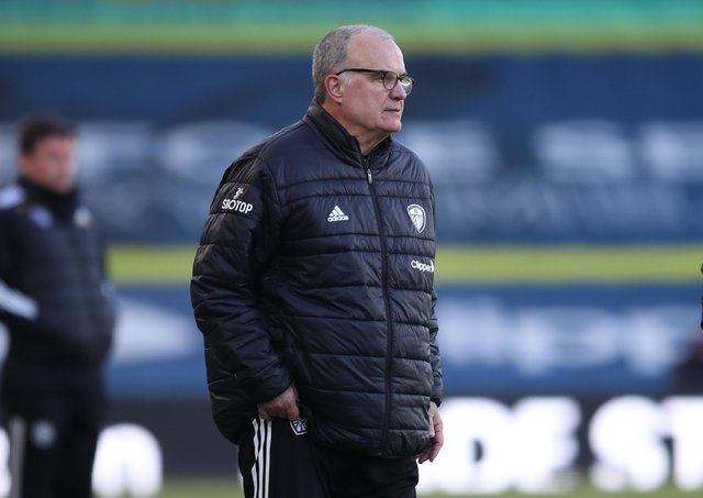 Planning ahead: Leeds United head coach Marcelo Bielsa. Picture: Simon Bellis/Sportimage