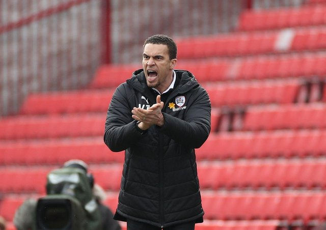Driving force: Barnsley manager Valerien Ismael. Picture: Danny Lawson/PA Wire.