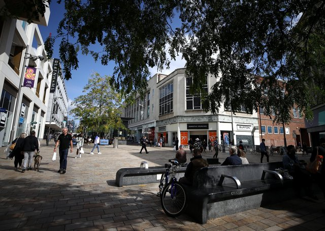 The Government must work to repurpose the UK's high streets, says Alistair Elliot. PHOTO: Tim Goode/PA Wire.