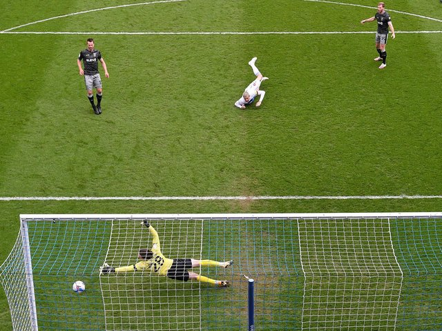 DEFEAT: QPR 4-1 Sheffield Wednesday. Picture: Getty Images.