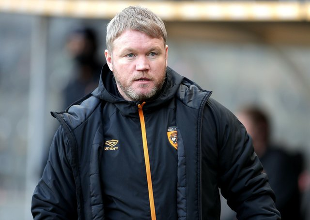 Hull City manager Grant McCann. Picture: PA.