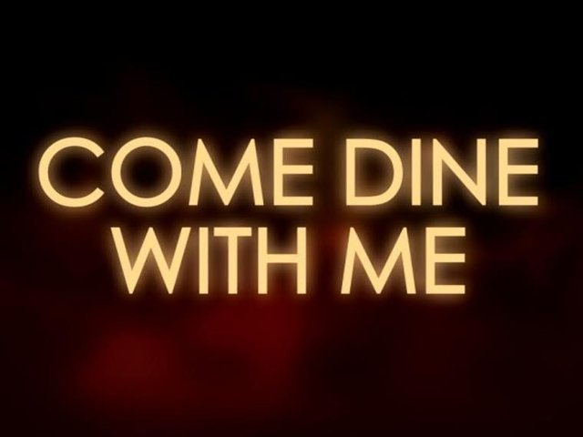 Filming of Come Dine With Me had been paused during the coronavirus pandemic.