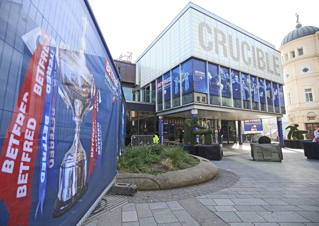 World Snooker Championship: Talks continuing over Saturday timings. Picture: PA