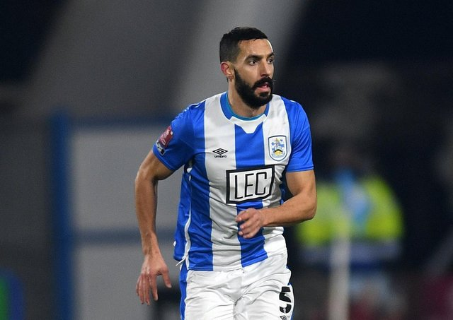 IN CONTENTION: Alex Vallejo could return for Huddersfield Town against Bournemouth tonight. Pictures: Jonathan Gawthorpe