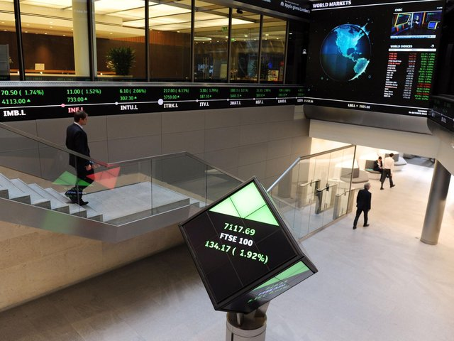 The results have been announced to the stock exchange.