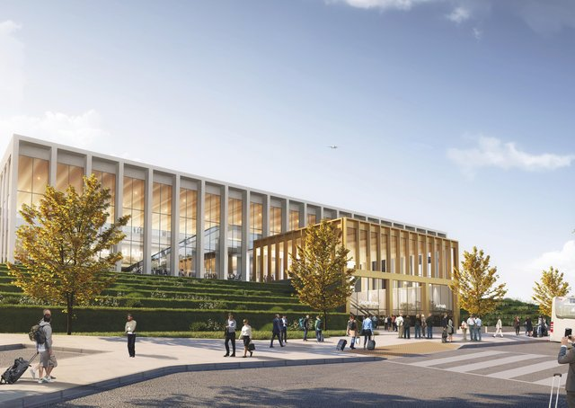 The Leeds Bradford Airport redevelopment continues to prompt much debate and discussion.