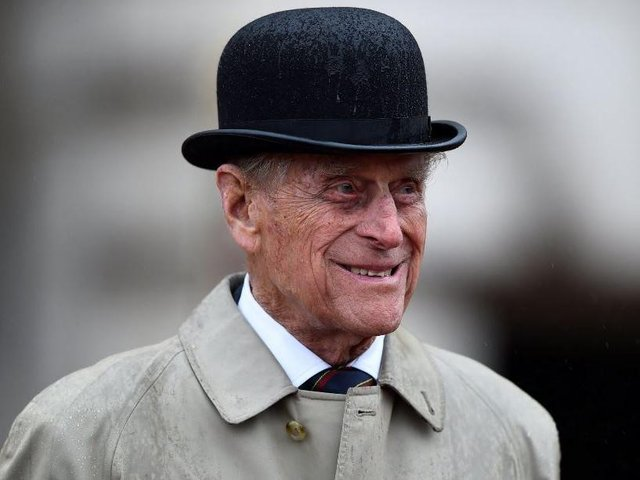 Tributes have kept coming in after the death of Prince Philip. Photo by HANNAH MCKAY/POOL/AFP via Getty Images.