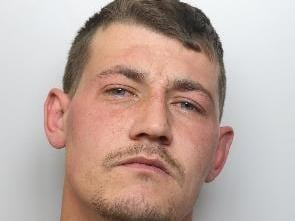 JAILED: Adam Burgin.