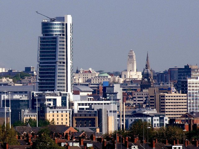 Our city centres are set to look very different.