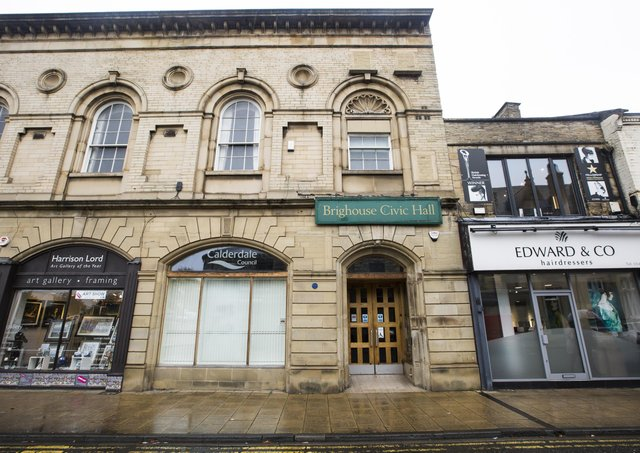 Can Brighouse Civic Hall be saved?