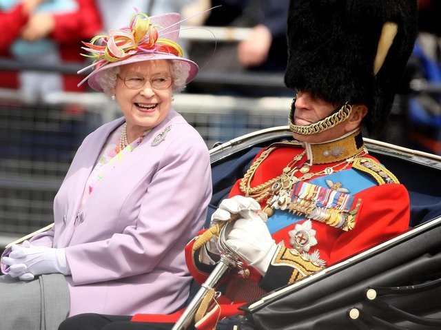 The Queen has returned to work just four days after the death of her husband of more than 70 years, Prince Philip