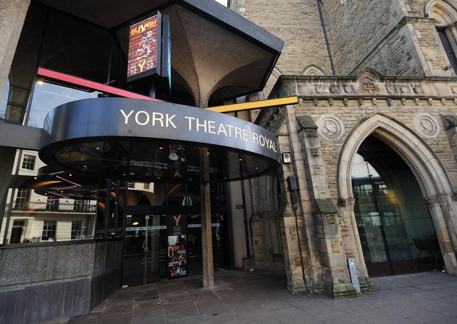 York Theatre Royal remains one of the region's most popular venues.