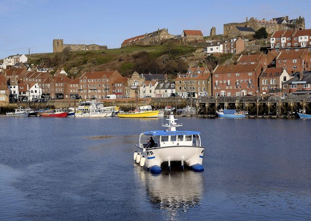 The future of Whitby's harbour is prompting much debate and interest.