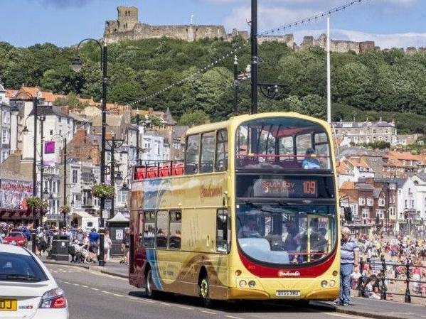 Scarborough is once again the Covid-19 fine hotspot in North Yorkshire.