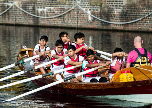 London Youth Rowing's Active Row initiative is coming to Leeds