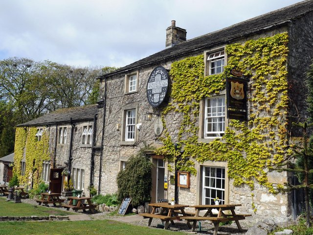 The Listers Arms in Malham