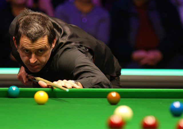 Ronnie O'Sullivan is snooker's six-time record champion.