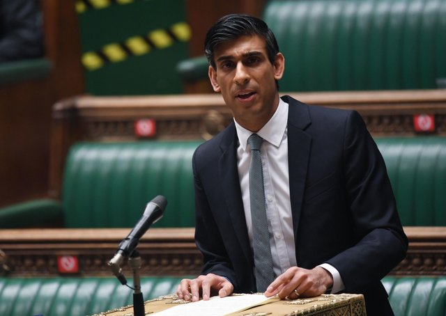 Chancellor Rishi Sunak is keeping his silence over the Tory lobbying scandal.