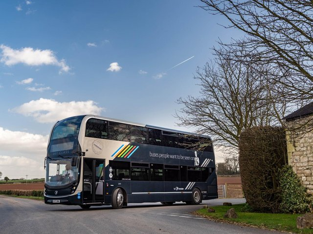 Today's announcement will not affect local bus services and Arriva employees are set to move to Transdev as part of the sale agreement