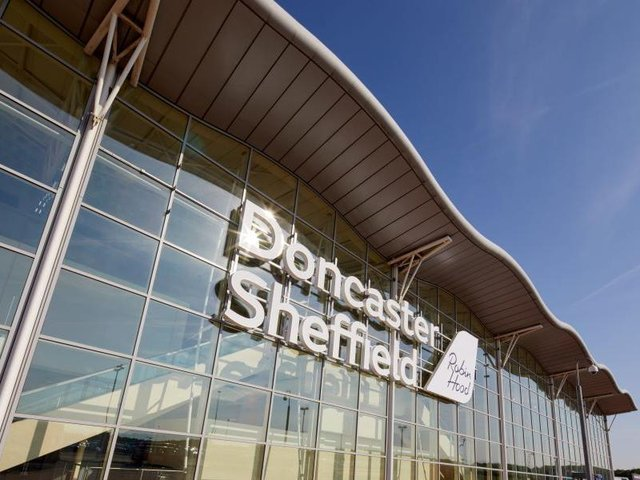 Last year, Wizz Air UK launched operations from Doncaster Sheffield Airport
