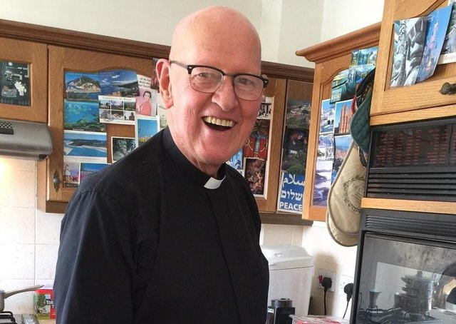 Father Ross Thompson